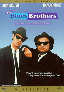 The Blues Brothers , John Belushi