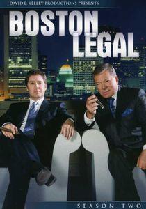 Boston Legal: The Complete Second Season