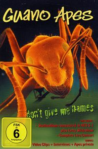 Don't Give Me Names/ DVD / Eu Pressing [Import]