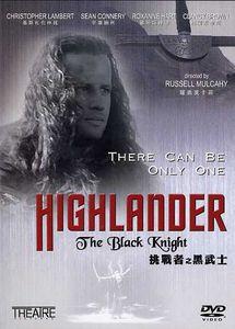 Highlander-The Black Knight [Import]