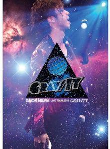 Daichi Miura Live Tour 2010-Gravity [Import]