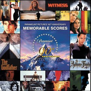 Paramount Pictures Presents The 90th Anniversary Collection: The Score
