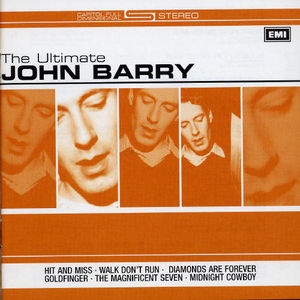 The Ultimate John Barry (Original Soundtrack) [Import]