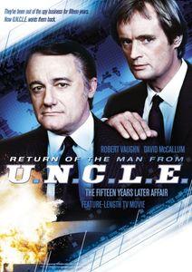 The Return of the Man From U.N.C.L.E. , Patrick Macnee