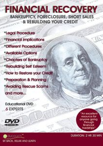 Financial Recovery-Bankruptcy Foreclosure Short Sa