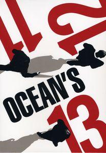 Ocean's Eleven Twelve & Thirteen