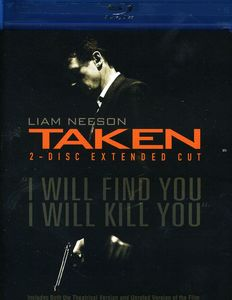 Taken [2008] [Widescreen] [Extended Cut] [2 Discs] [Digital Copy]