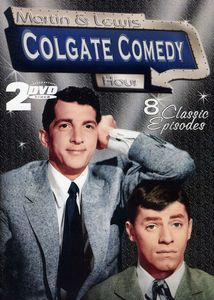 Martin and Lewis Colgate Comedy Hour: Volume 2