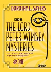 The Lord Peter Wimsey Mysteries: Set One