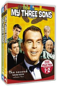 My Three Sons: Season Two 2 Pack