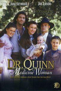 Dr Quinn Medicine Woman: The Complete Season Four , Erika Flores