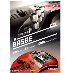 Methode DVD: Apprendre la Basse El [Import]