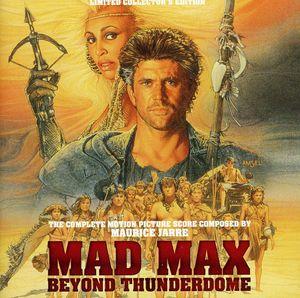 Mad Max Beyond Thunderdome (Original Soundtrack) [Import]