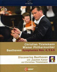 Symphonies 4 & 5 & 6
