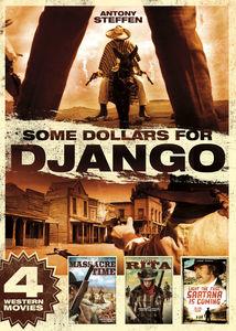 Some Dollars for Django Western Set