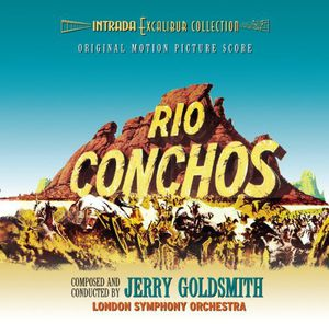 Rio Conchos [Import]