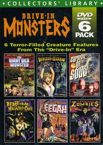 Drive-In Monsters