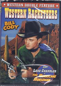 Western Racketeers (1935) /  The Hurricane Horseman (1931)