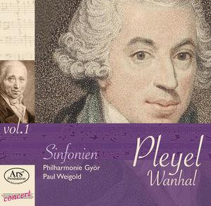 Pleyel Sinfonien 1