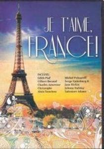 Je T Aime France /  Various [Import]