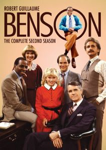 Benson: The Complete Second Season , Robert Guillaume