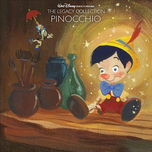 Pinocchio: The Walt Disney Records Legacy Collection (2CD)