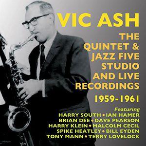 Quintet & Jazz Five Studio & Live Recordings 59-61