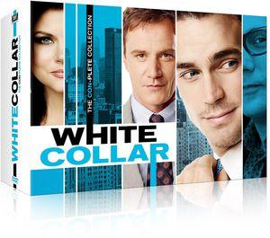 White Collar: Con-Plete Collection