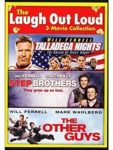 The Other Guys /  Step Brothers /  Talladega Nights: The Ballad of Ricky Bobby
