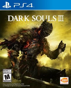 Dark Souls III for PlayStation 4