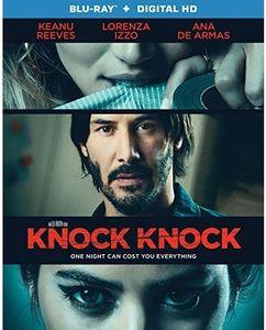 Knock Knock , Keanu Reeves