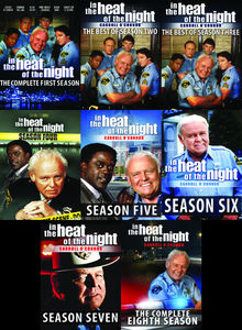 In the Heat of the Night: Series Collector's Edition , Carroll O'Connor