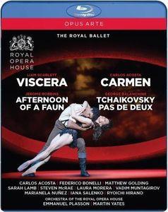 Carmen - Viscera - Afternoon of a Faun - Tchaikovy