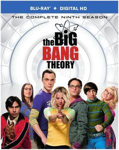 The Big Bang Theory: The Complete Ninth Season , Johnny Galecki