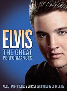 Elvis: The Great Performances