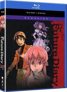 Future Diary AE: The Complete Series And Ova - Classic