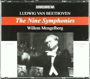 Sinfonien 1-9 Concertgebouw