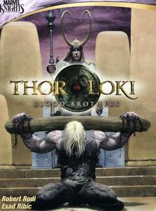 Marvel Knights - Thor & Loki: Blood Brothers