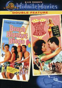 Beach Blanket Bingo /  How to Stuff a Wild Bikini , Bob Cummings