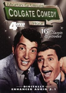 Martin & Lewis Colgate Comedy Hour (16 Classic Episodes)