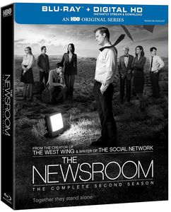 The Newsroom: The Complete Second Season