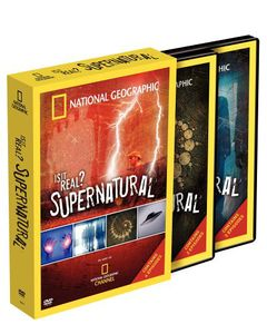 Is It Real: Supernatural