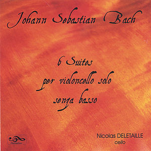 Bach Cello 6 Suites