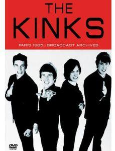 Kinks: Paris 1965