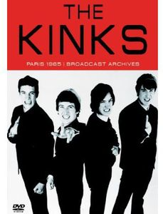 Kinks: Paris 1965