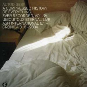 A Compressed History Of Everything Ever Recorded