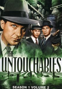 The Untouchables: Season One Pack