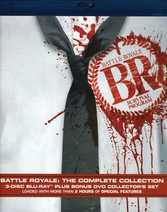 Battle Royale: The Complete Collection