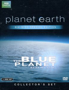 Planet Earth & Blue Planet: Seas of Life , Peter Coyote