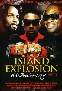 Island Explosion: 6th Anniversary Part 2
